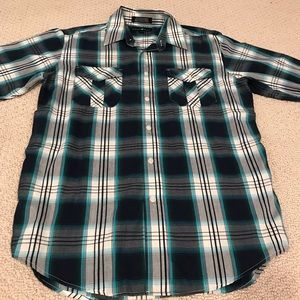 EUC Men's Long-Sleeve Button-Up Shirt